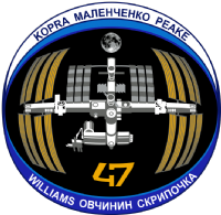 Expedition 47 Mission Decal